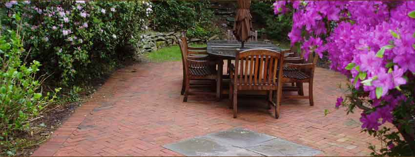 Expert landscape design and construction finishing touch for Finishing touches landscaping